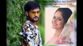 Download Video Neel Bhattacharya (Krishnokoli Zee Bangla) & Trina Saha (Tori) (Khokababu Star Jalsha) MP3 3GP MP4