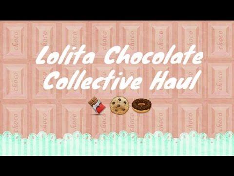 Lolita Chocolate Collective Haul (again)