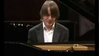 Daniil Trifonov - F. Chopin Barcarolle in F-sharp major, op. 60