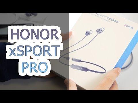 ОБЗОР | Беспроводные наушники Honor Sport Pro (xSport Pro) AM66-L