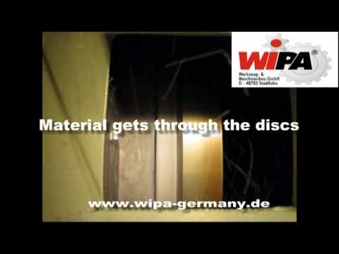 WiPa PlastCompactor - Start up
