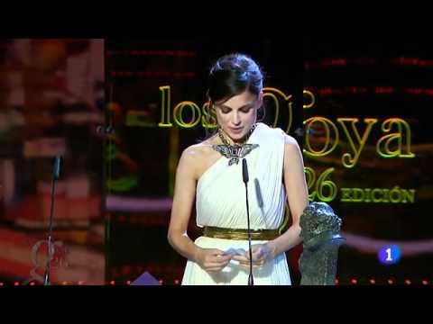 Elena Anaya gana el Goya a la mejor Actriz
