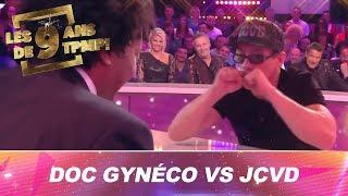 L'improbable discussion entre Jean-Claude Van Damme et Doc Gynéco