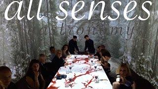 all senses gastronomy Athens Greece Best Sensory Restaurant
