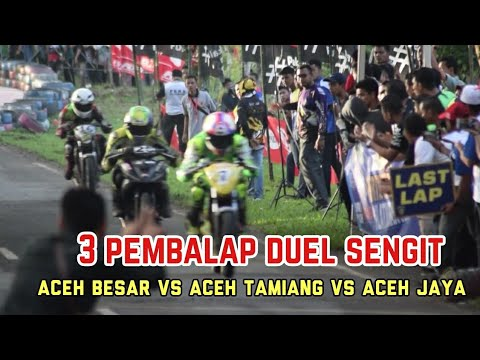 DUEL SENGIT M.DARIHAQ VS AGUS SETIAWAN VS ABDUL MALIK FINAL MP5 PERORANGAN  PORA ACEH BESAR Mp3