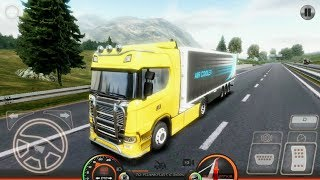 Truck Simulator : Europe 2 - #18 New Truck Unlocked | Truck Driver Games - Android IOS GamePlay FHD