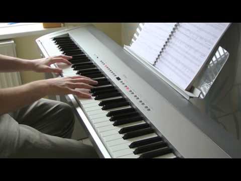 There's A Fine, Fine Line (Avenue Q) - Piano Accompaniment