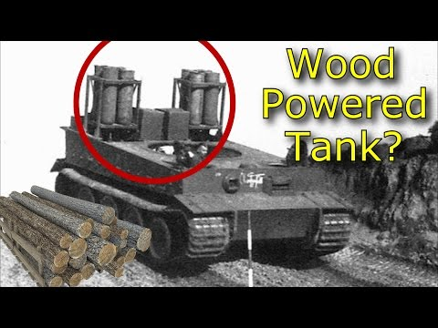 Wood Powered Tanks? Lost Technology