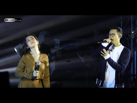 Talking +《Starry》(4K 2160p)【方大同 x 王詩安 Billboard Radio Live In Hong Kong】20180120