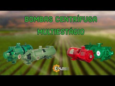 BOMBAS DE ÁGUA CENTRÍFUGA MULTIESTÁGIO PARA IRRIGAÇÃO | Coliseu Ferramentas