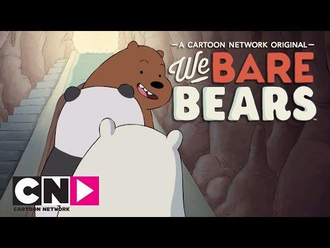 Log ride | Vi Bare Bjørner | Norsk Cartoon Network