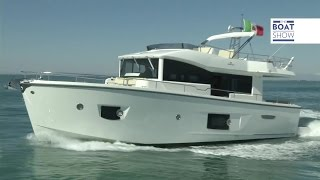 [ITA] CRANCHI ECO TRAWLER 53 LONG DISTANCE - Review- The Boat Show
