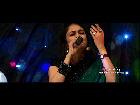 Kannodu Kanbathellam Song by Soundharya sings - in France