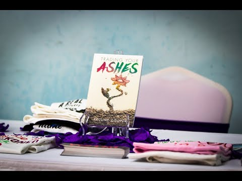 Trading Your Ashes Book Launch