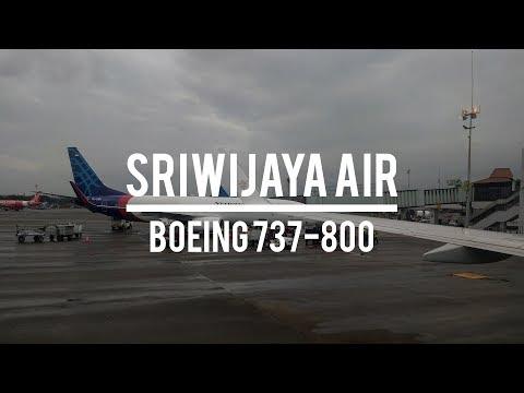 Flight Report | Sriwijaya Air Boeing 737-800 SJ251 Malang to Jakarta