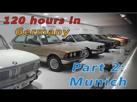 120 Hours in... Germany. Pt. 2: Munich