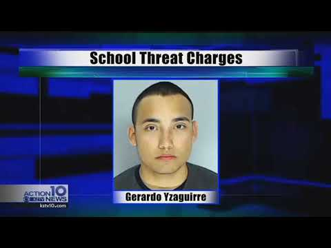 Flour Bluff student charged for making bomb threat