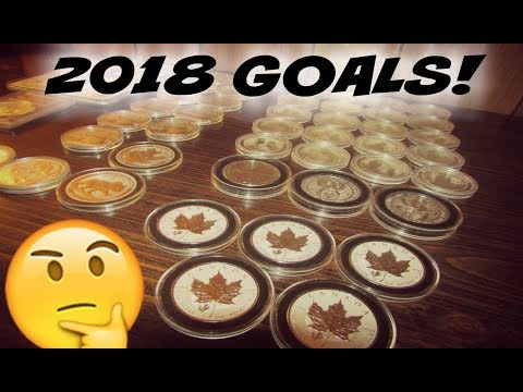 My Stacking Strategy for 2018!