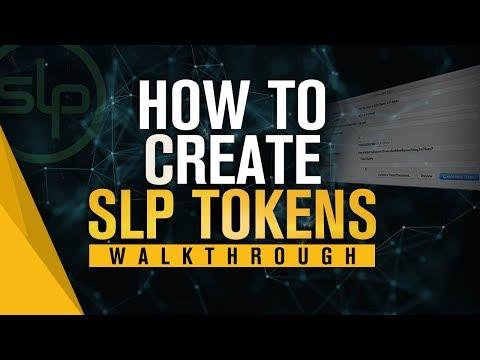 Tutorial: How To Create A New Bitcoin Cash SLP Token - By Roger Ver