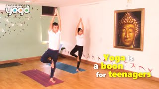 Yoga for Teenagers