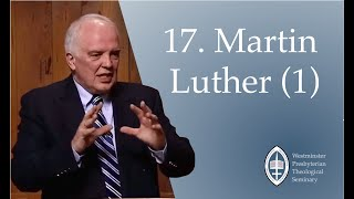 Episode 17: Martin Luther ( Part 1)With Rev. Dr Ian Hamilton