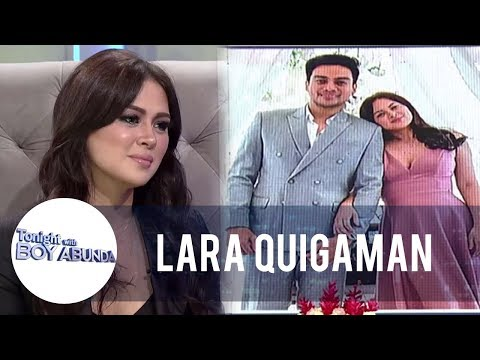Lara Quigaman Reveals That She Was Not Aware That Marco Alcaraz Was An Actor Before They Met | TWBA