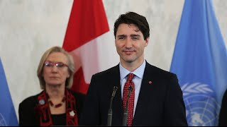 Canada Will Seek UN Security Council Seat, Prime Minister Says