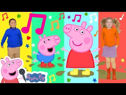 🌟 Festival Fun!  🎵 Peppa Pig My First Album 9#   Peppa Pig Songs   Kids Songs   Baby Songs