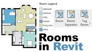 Rooms in Revit (with area schedule) Tutorial thumbnail