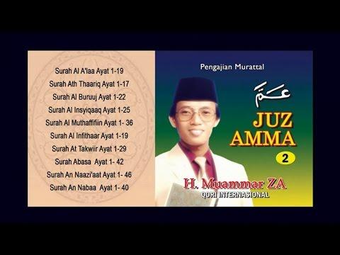H Muammar ZA - Juz Amma Vol.2 (Full Album)
