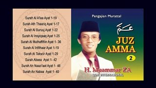 Download lagu H Muammar ZA Juz Amma Vol 2 MP3