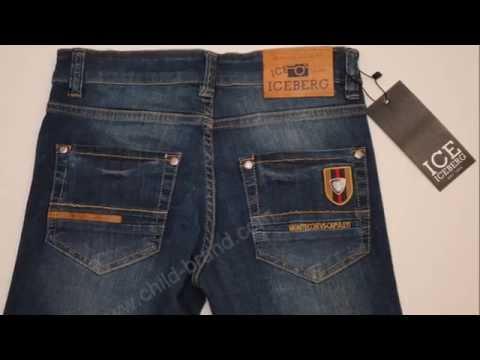 Модные стильные брендовые детские джинсы для мальчиков www child brand com