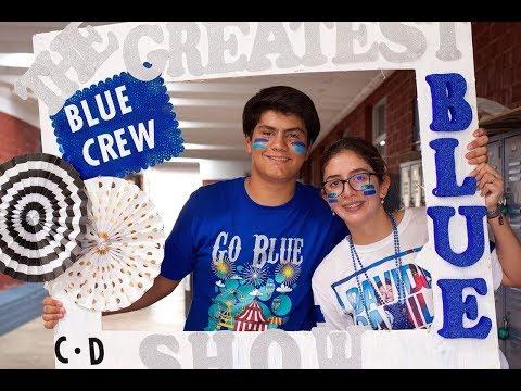 Go Blue Crew, LCS Dance Off 2018
