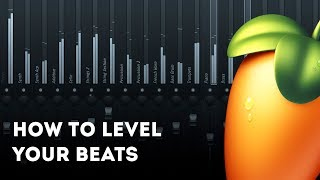 HOW TO LEVEL AND EQ (BASIC MIXING TUTORIAL)