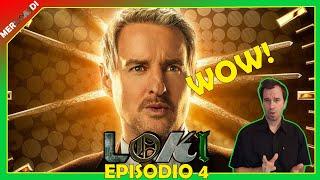 LOKI Episodio 4 - WOW.. Analisi a caldo con SPOILER