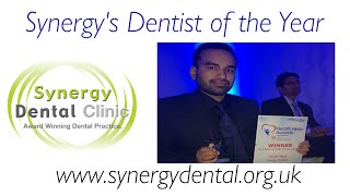 Synergy Dentist wins Best Dentist award