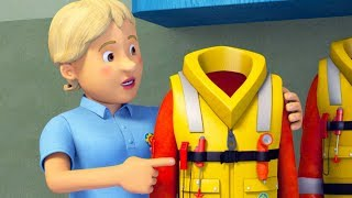 Fireman Sam New Episodes | Penny the lifeguard! \ Best Rescues Season 7 🚒 🔥 Kids Movie
