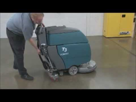 Karcher b250r floor scrubber drier doovi for Floor zamboni