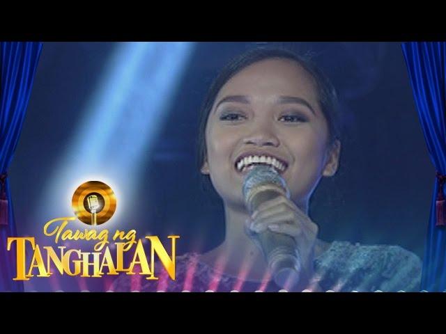 Tawag ng Tanghalan: Joylaine Canonio enters the Semi-Finals!