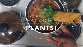 Vegan Tortilla Soup + Tostadas Recipe
