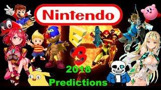 ChampagnePapiSC Nintendo E3 2018 Predictions