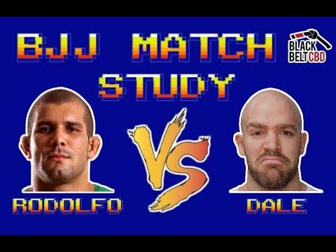 BJJ Match Study: Rodolfo Vieira Vs Kit Dale (Black Belt CBD Invitational)