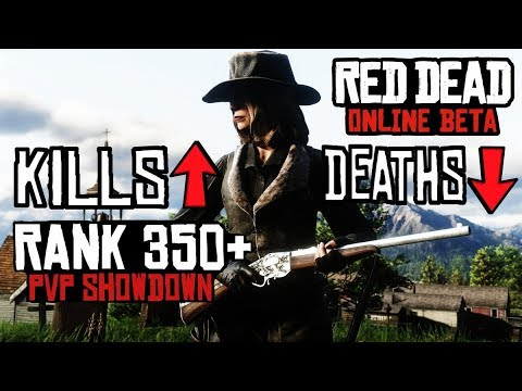 RANK 390 RED DEAD REDEMPTION 2 // NEW PVP MODES SOON // SHOWDOWN SERIES LARGE thumbnail