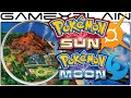 Pokémon Sun & Moon - Alola Map Analysis (Secrets & Hidden Details)