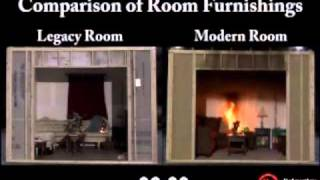 Flashover... Old Vs. New
