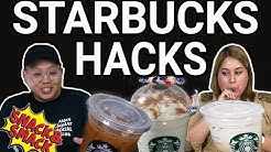 3 STARBUCKS HACKS OF ASIAN DRINKS YOU NEED TO TRY!