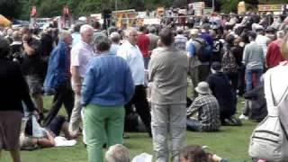 Durham Miners Gala July 2009: Dennis Skinner speech