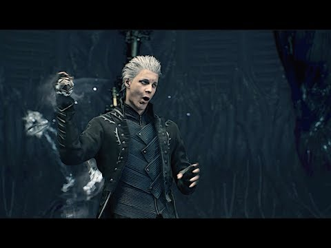 Vergil Steals Dante's Weapons Devil May Cry 5 - Vergil Dante switch thumbnail