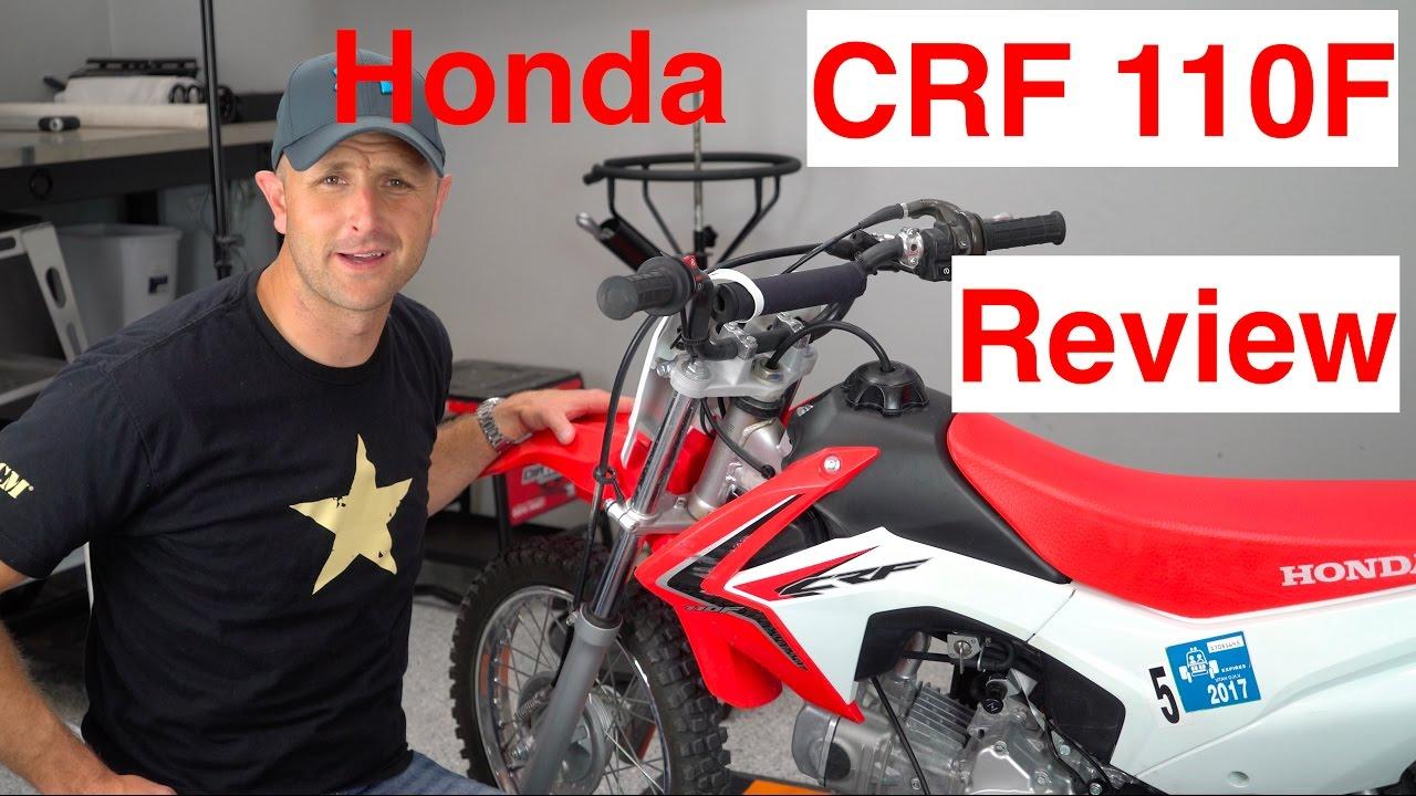 Honda CRF110 Review | Episode 259
