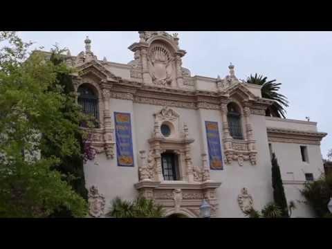 Balboa Park Tour - San Diego, CA